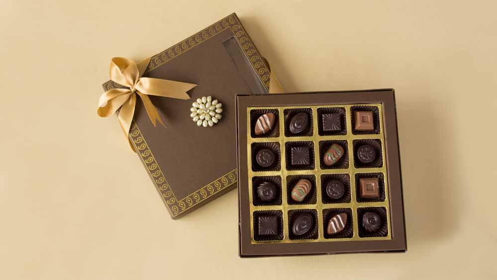 Classic Diwali Gift Chocolates