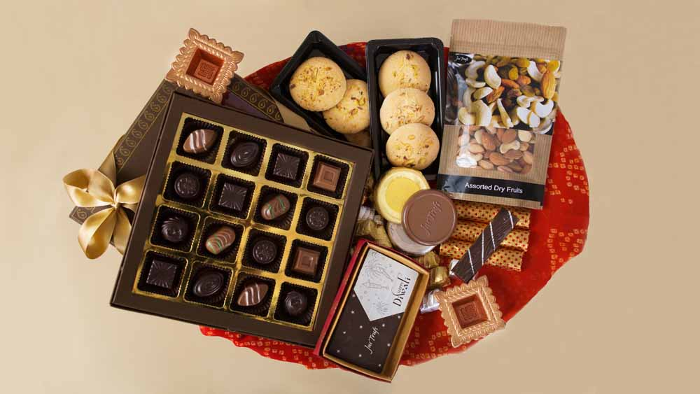 Chocolate & Cookies-Grand Diwali Goodies Selection