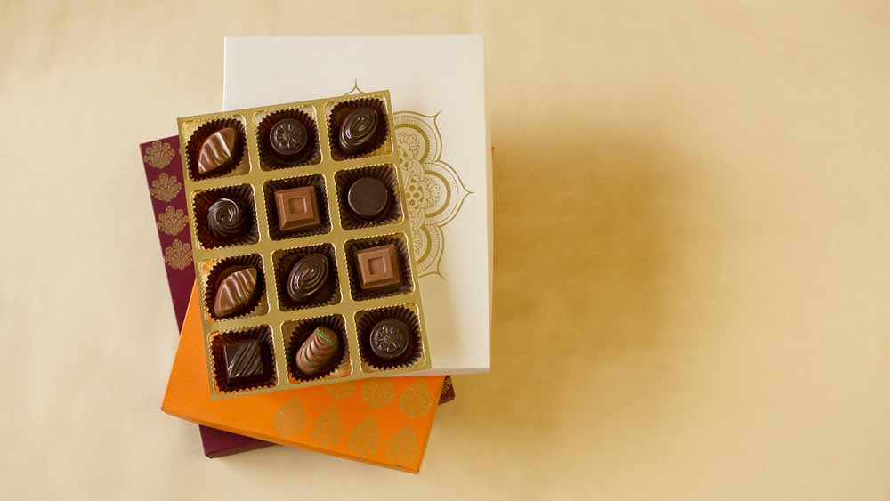 Chocolate & Cookies-Classic Truffles Joy