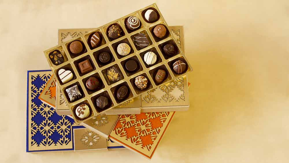 Assorted Truffles Designer Treat