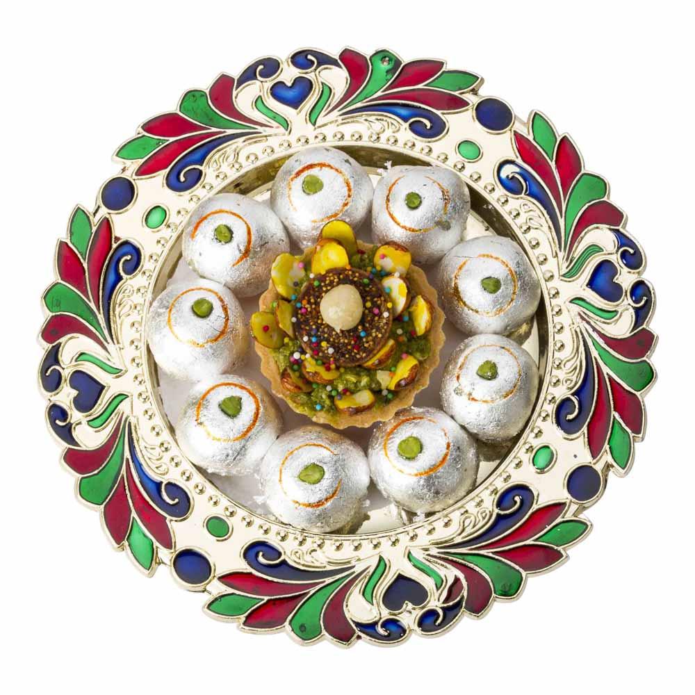 Other Diwali Gifts-Exotic Karva Chauth Sargi Sweets