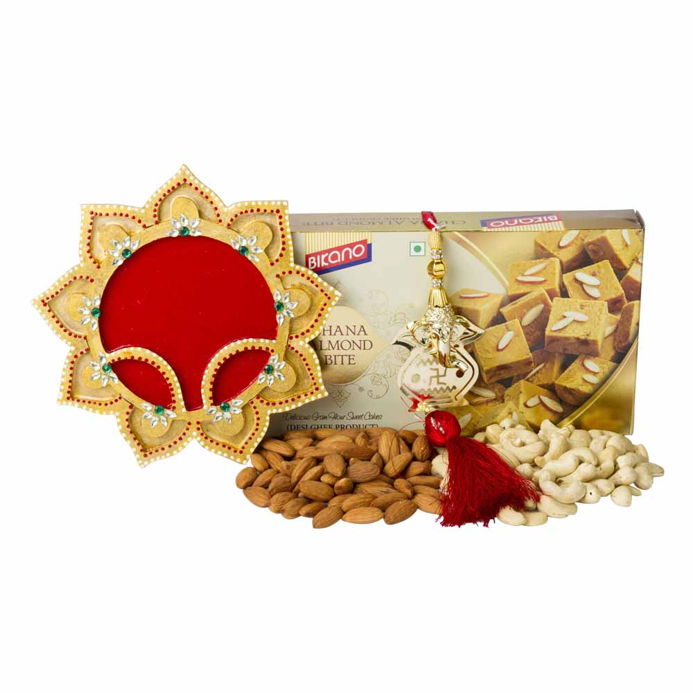 Other Diwali Gifts-Sweet n Nutty Karva Chauth wishes