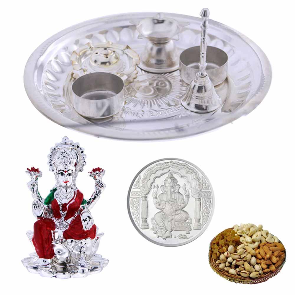 Diwali Speical Laxmi Puja Thali Hamper