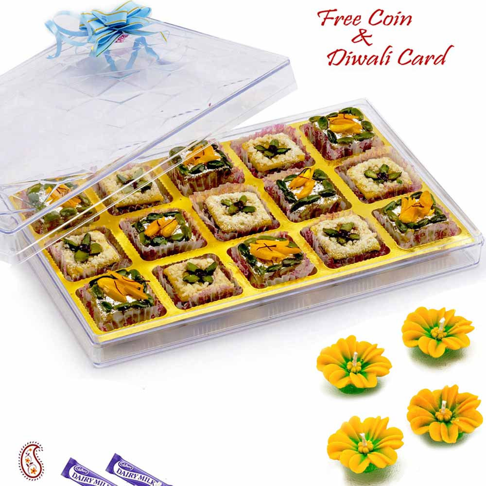 Premium Pista Delight & Mix Dryfruit Sweets