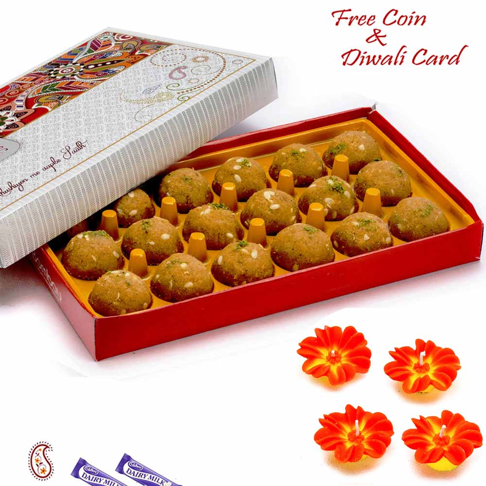 Premium Moong Laddoo Pack