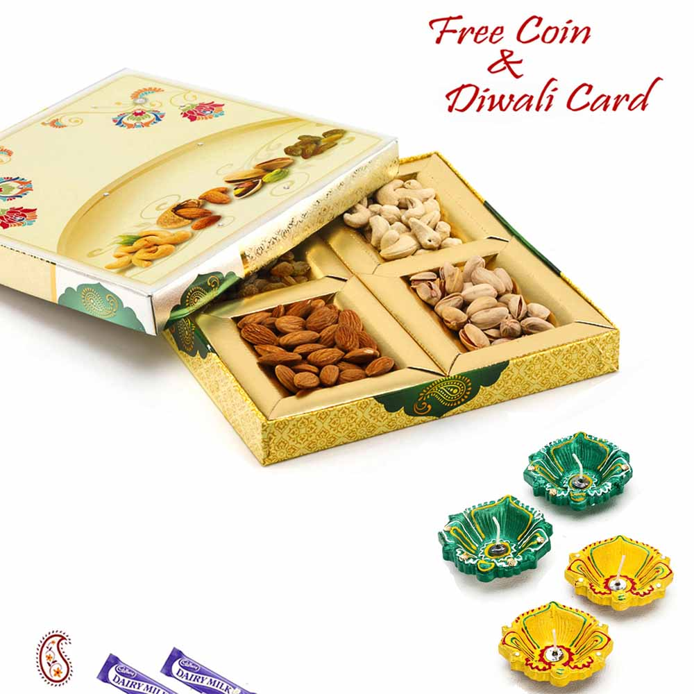 Designer Dryfruits Hamper for Festive Season