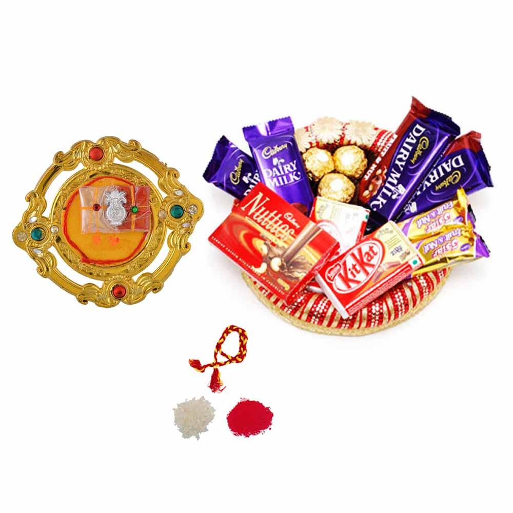 Collection of Chocolates n Bhai Dooj