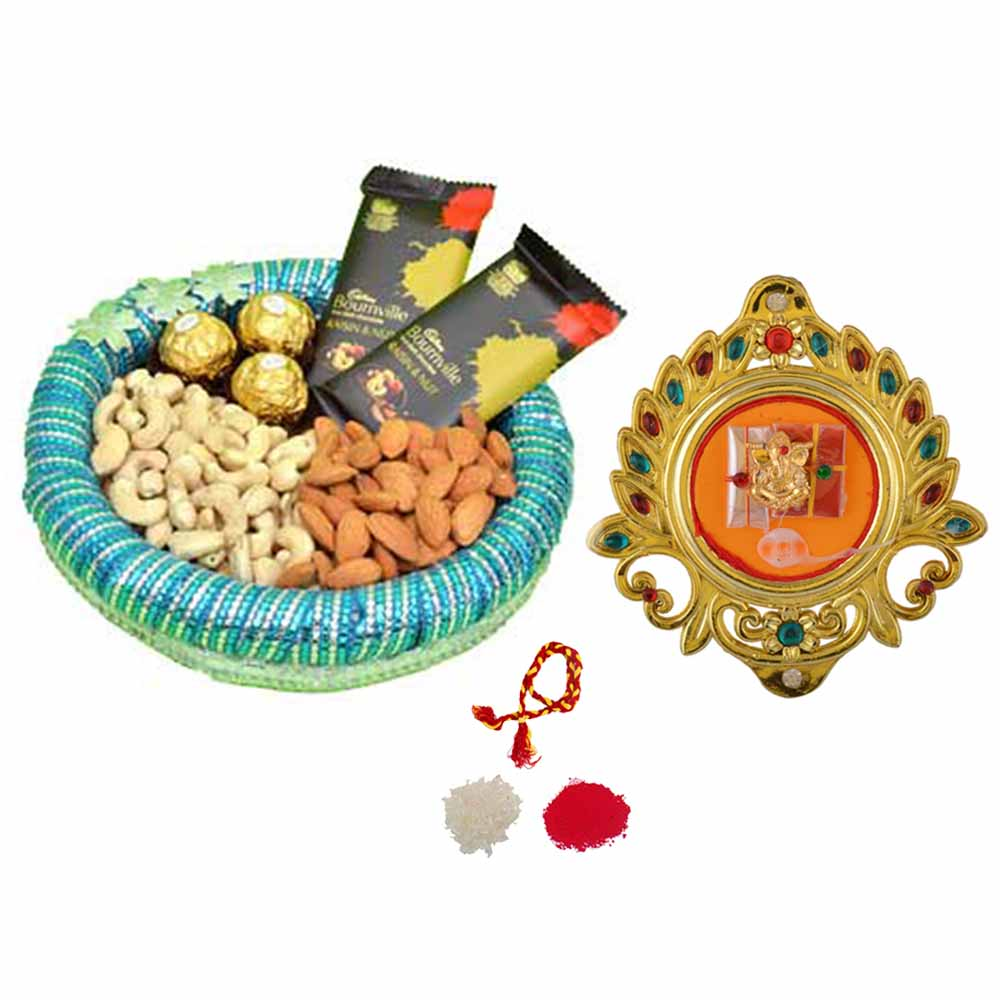 Chocos Nuts n Bhai Dooj