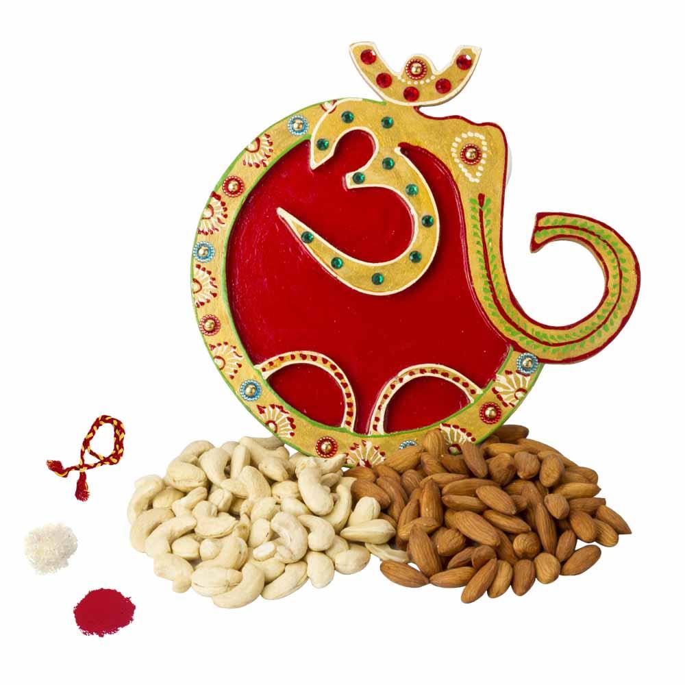 Crunchy Dryfruits n Bhai Dooj Thali