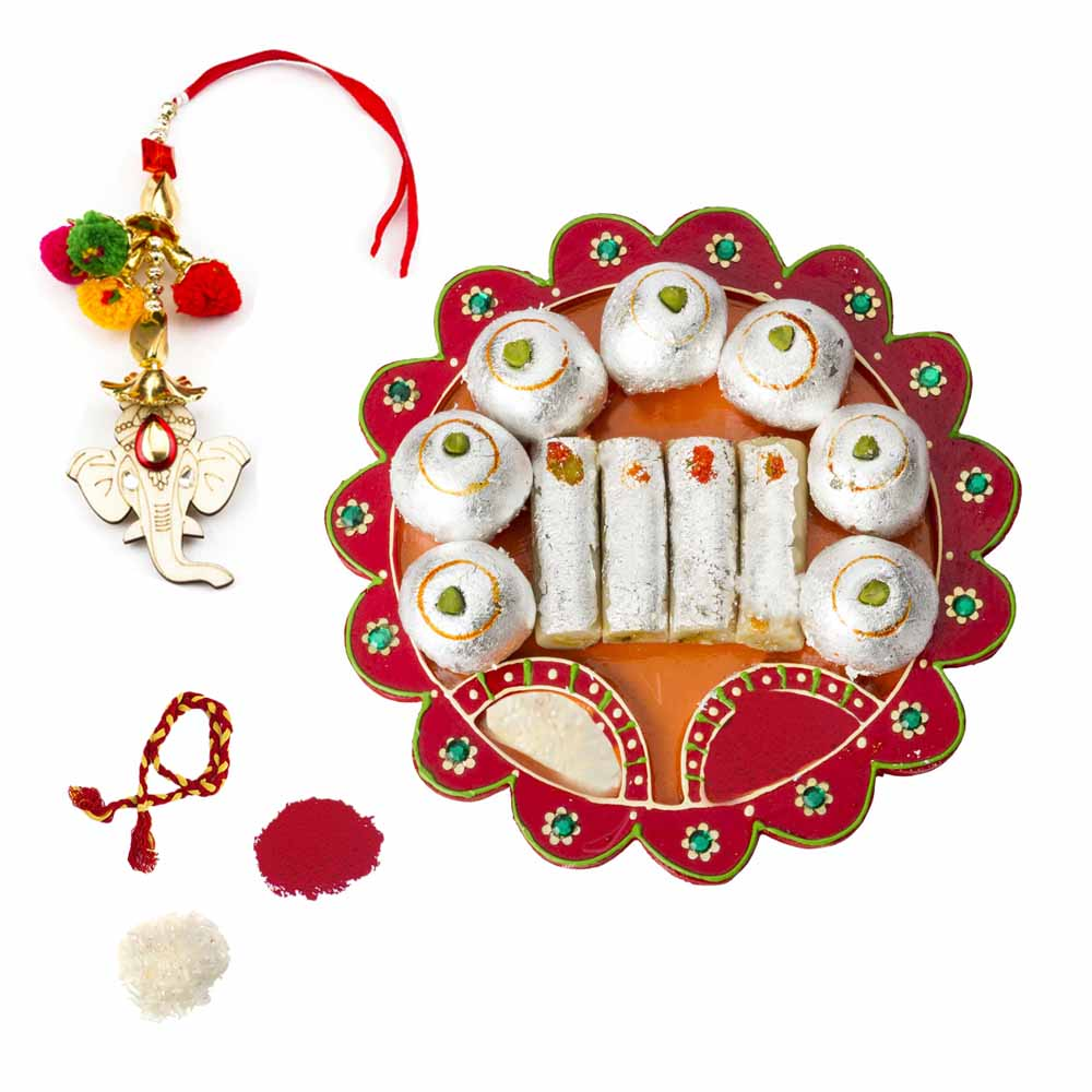 Bikanervala Traditional Bhai Dooj Sweets Hamper
