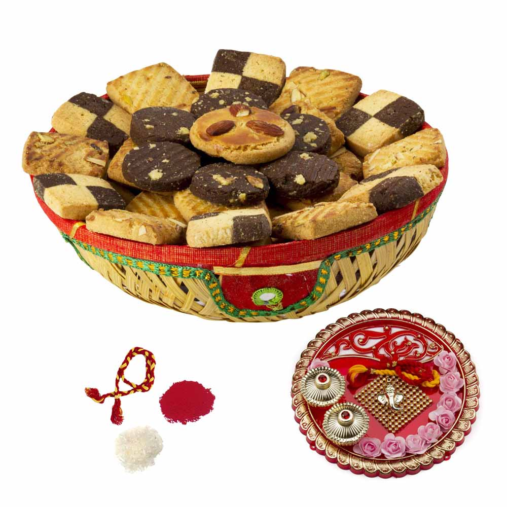 Choco Crunch Cookies Bhai Dooj Hamper