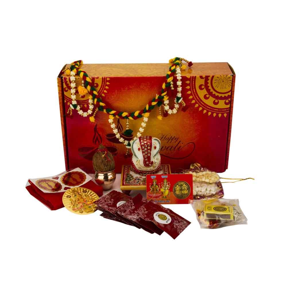 Happy Diwali Mega Pooja Kit
