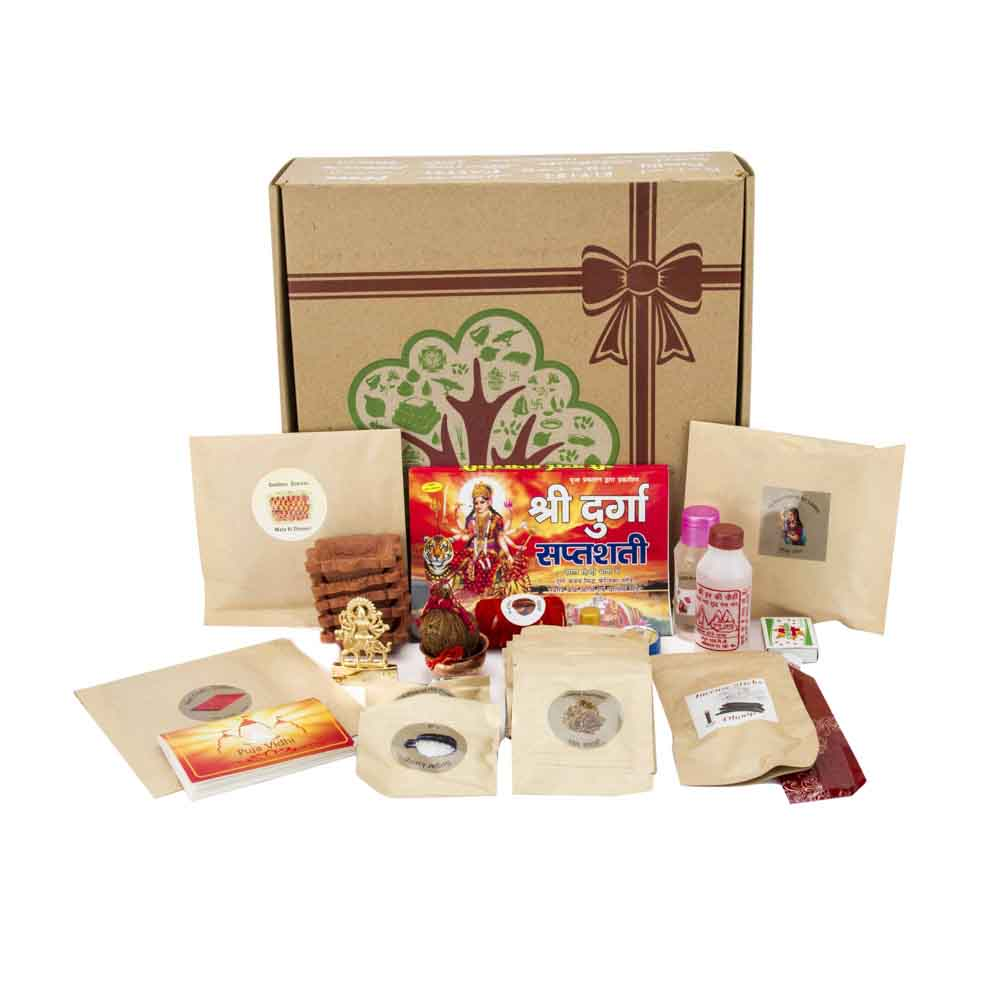 Eco Friendly Diwali Pooja Kit