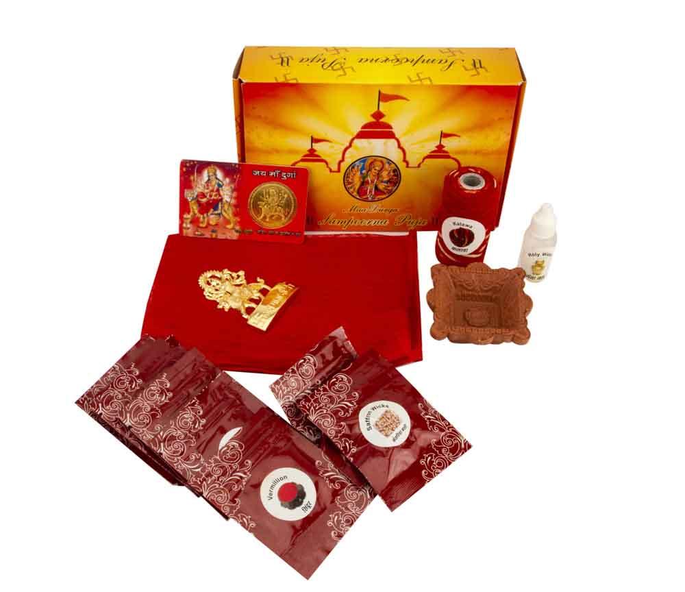 Ma Durga Pooja Kit