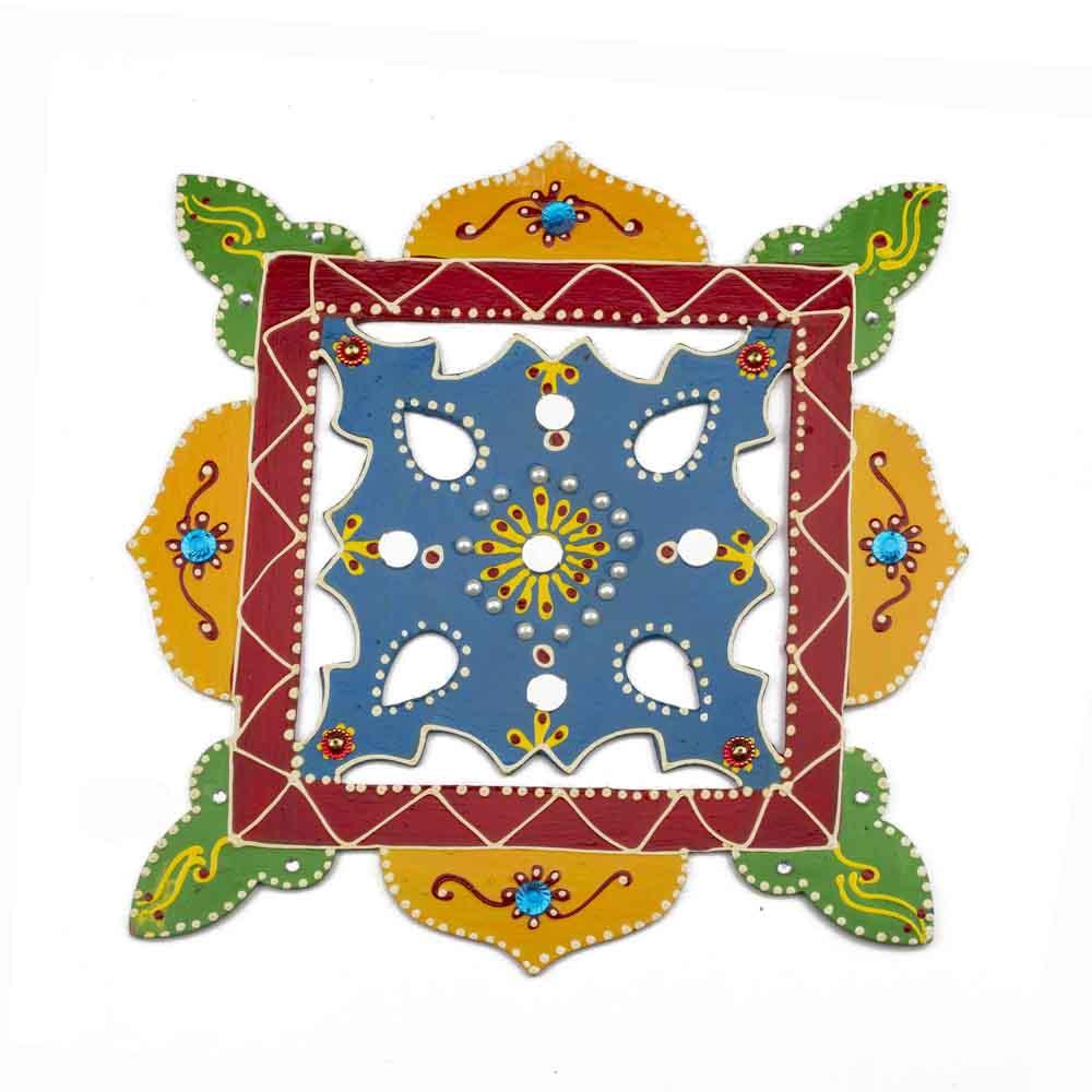Handpainted Designer Rangoli