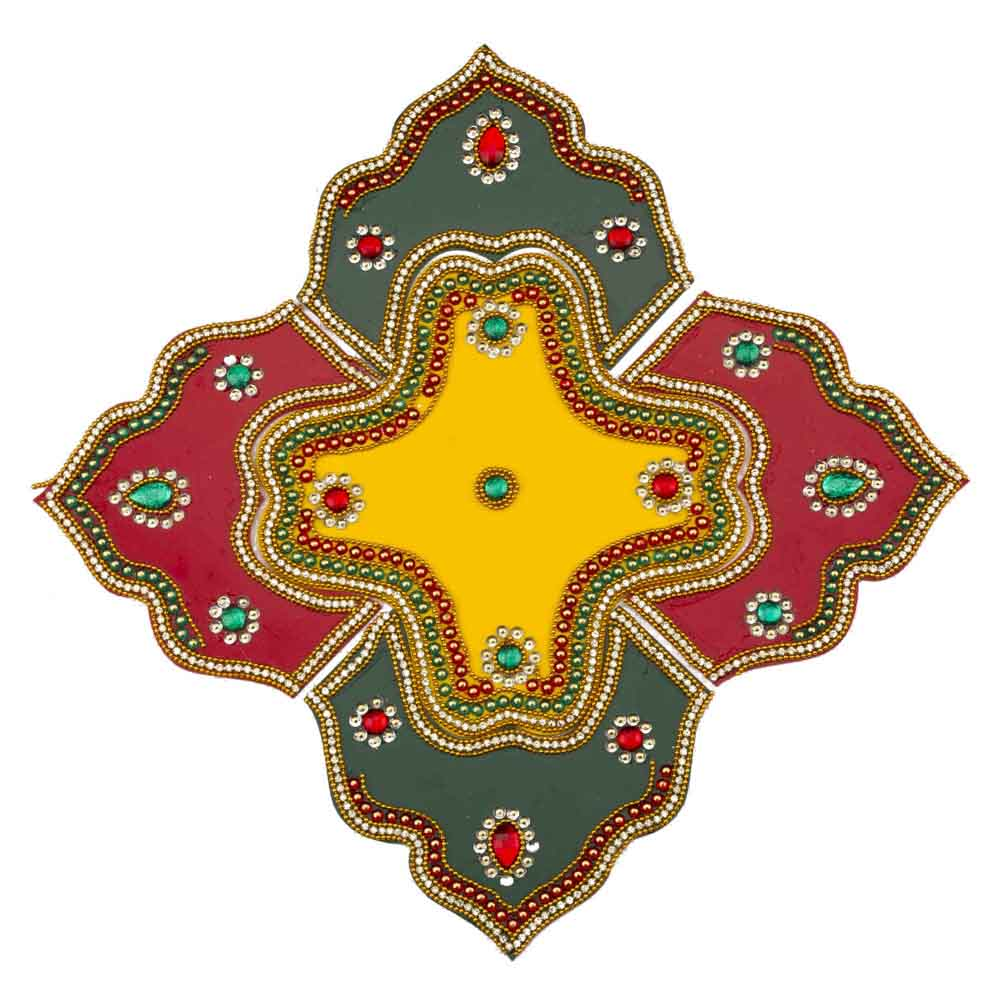 Diwali Chamak Rangoli