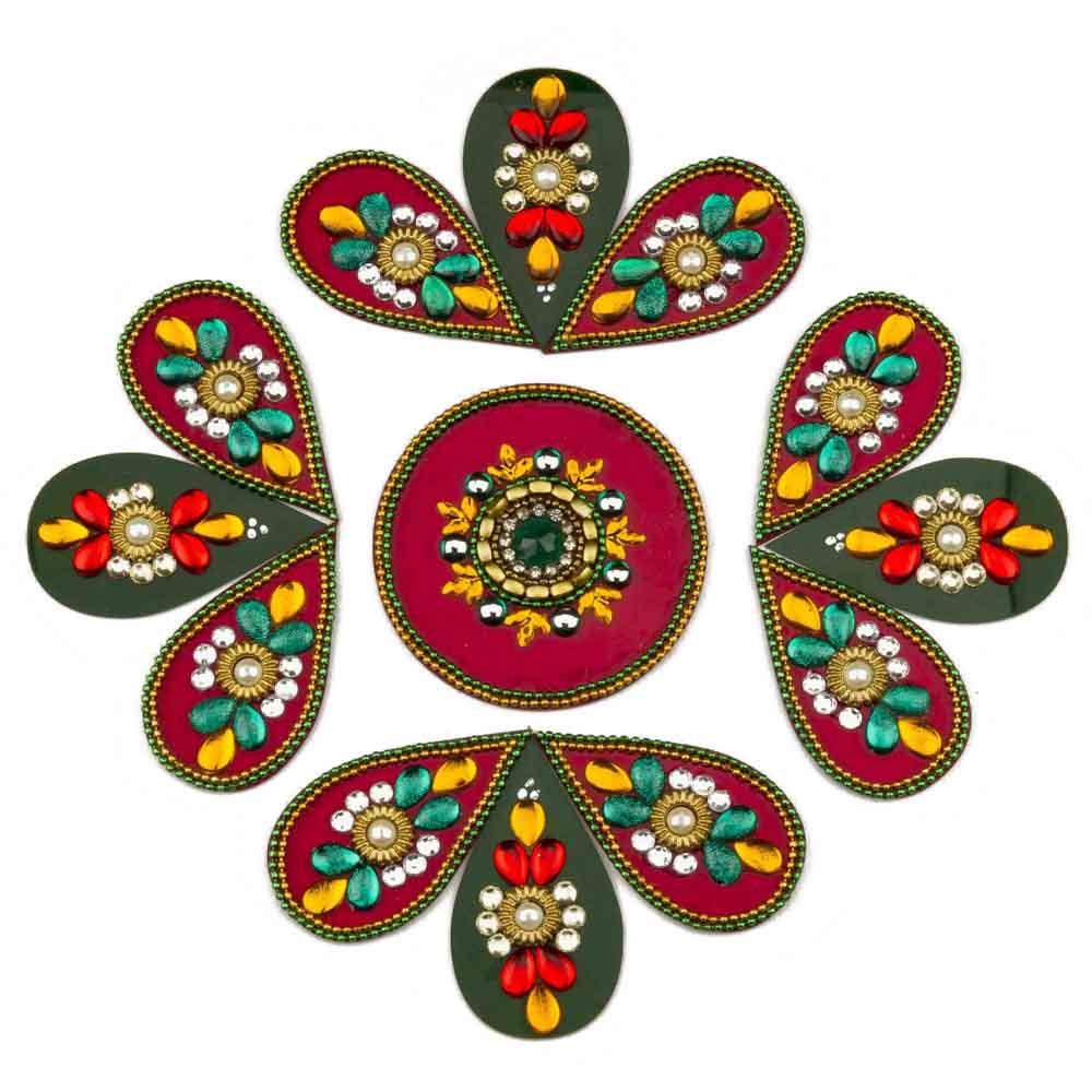 Diwali Gift Rangoli