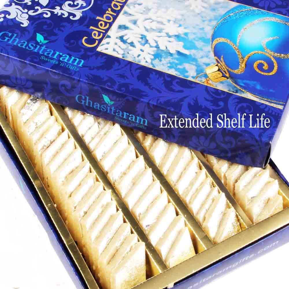 Diwali Gifts Sweets Sugarfree Pure Kaju Katlis