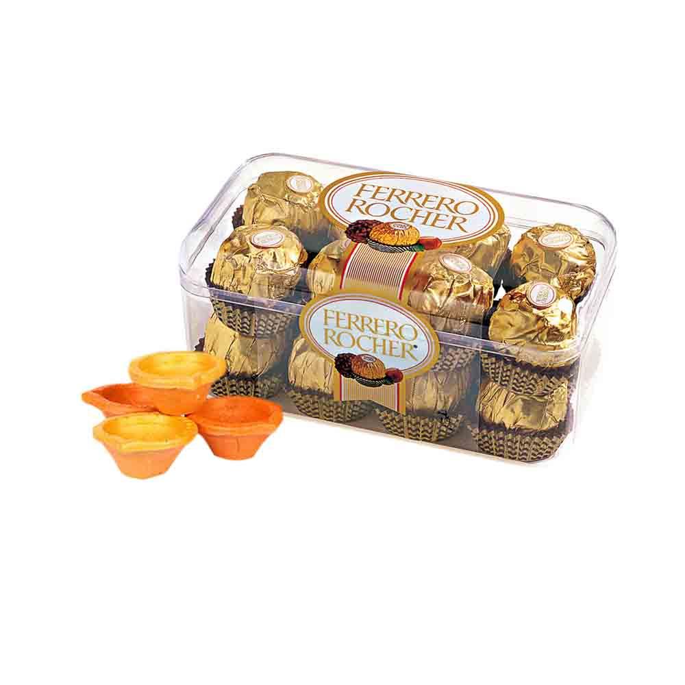 Ferrero Rocher & Diya - Diwali Gifts