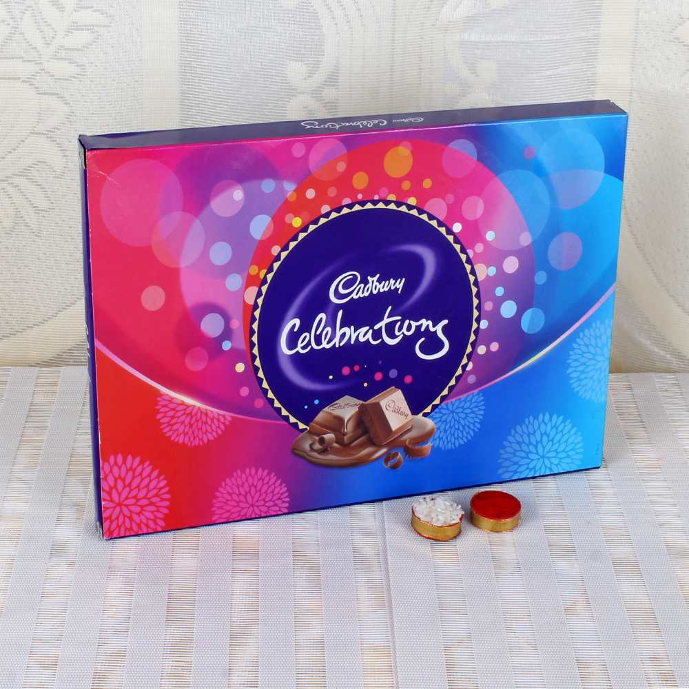 Cadbury Celebration Chocolate for Bhai Dooj Gift