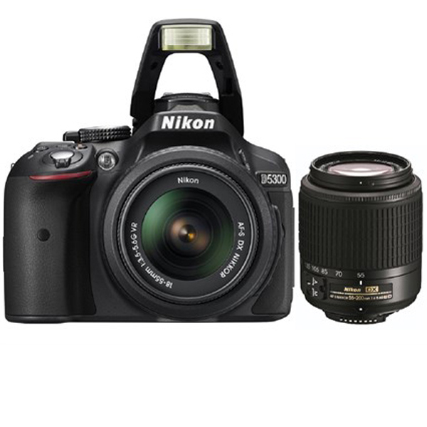 Nikon SLR - D5300