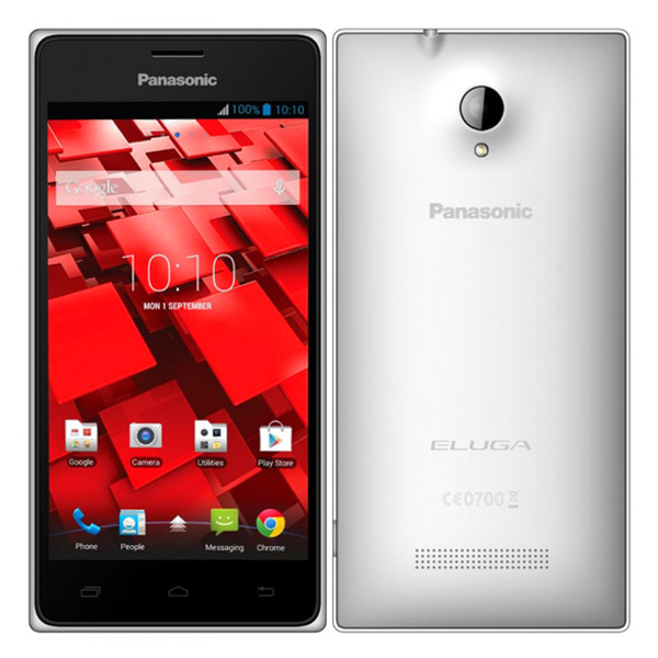 Panasonic Dual SIM Mobile Phone - ELUGA I