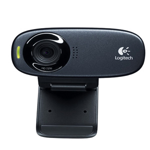Logitech Webcam - C310