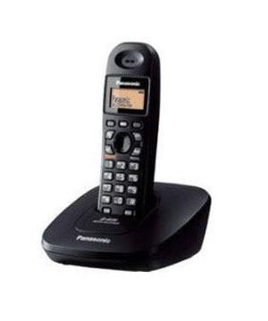 Panasonic 2.4 Ghz Cordless Caller ID Phone - KX TG3611BX
