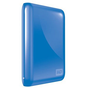 Western Digital Passport 1TB Blue Hard Disk