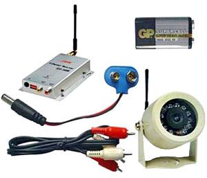 Dual Time Spy Camera
