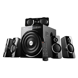 F&D 5.1 Channel Multimedia Speaker - F6000U