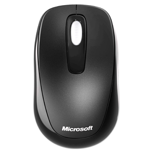 Microsoft Wireless Mouse - Mobile 1000