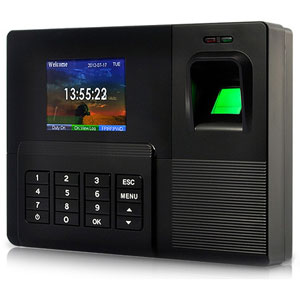 Biometric Fingerprint Based Time & Attendance System
