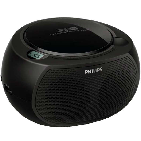 Philips Portable Music Player - AZ380