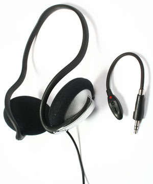 Maxell Multi Heatset with Detachable Mircophone