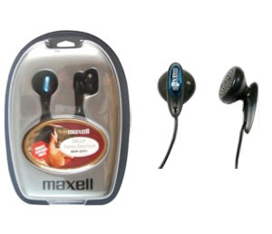 Maxell Stereo Inside Earphone