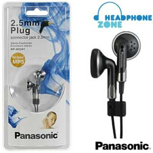 Panasonic In-Ear Earphone - 2.5mm