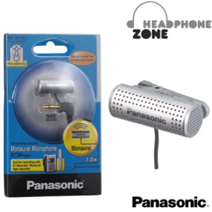 Panasonic Collar Microphone
