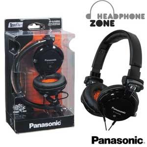 Panasonic DJ Style Headphone
