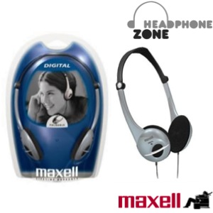 Maxell Stereo Foldable Headphone