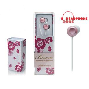 Audio-Technica In-Ear Earphone Headphone for Women
