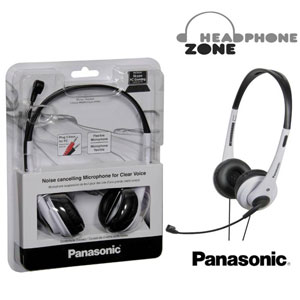 Panasonic Noice Cancelling Headset for PC and Video Game