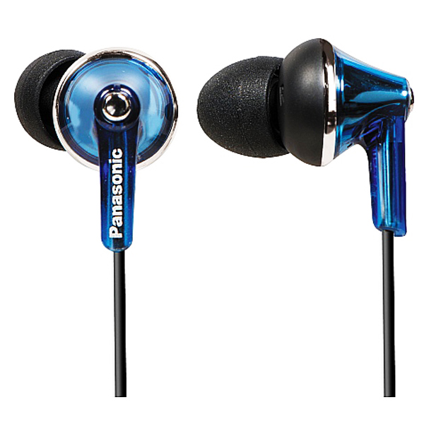 Panasonic Stereo Earphones for Ipod / MP3 Player - RP-HJE190E