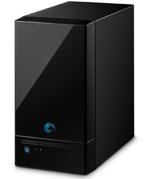 Seagate BlackArmor NAS 220 2-Bay Hard Disk - 4 TB (2 x 2 TB)
