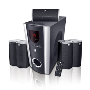 iBall 5.1 Multimedia Speaker (Booster USB)