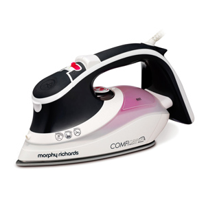 Irons-Morphy Richards Steam Iron - Comfigrip Trizone