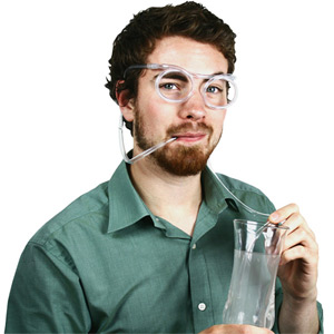 Drinking Goggle