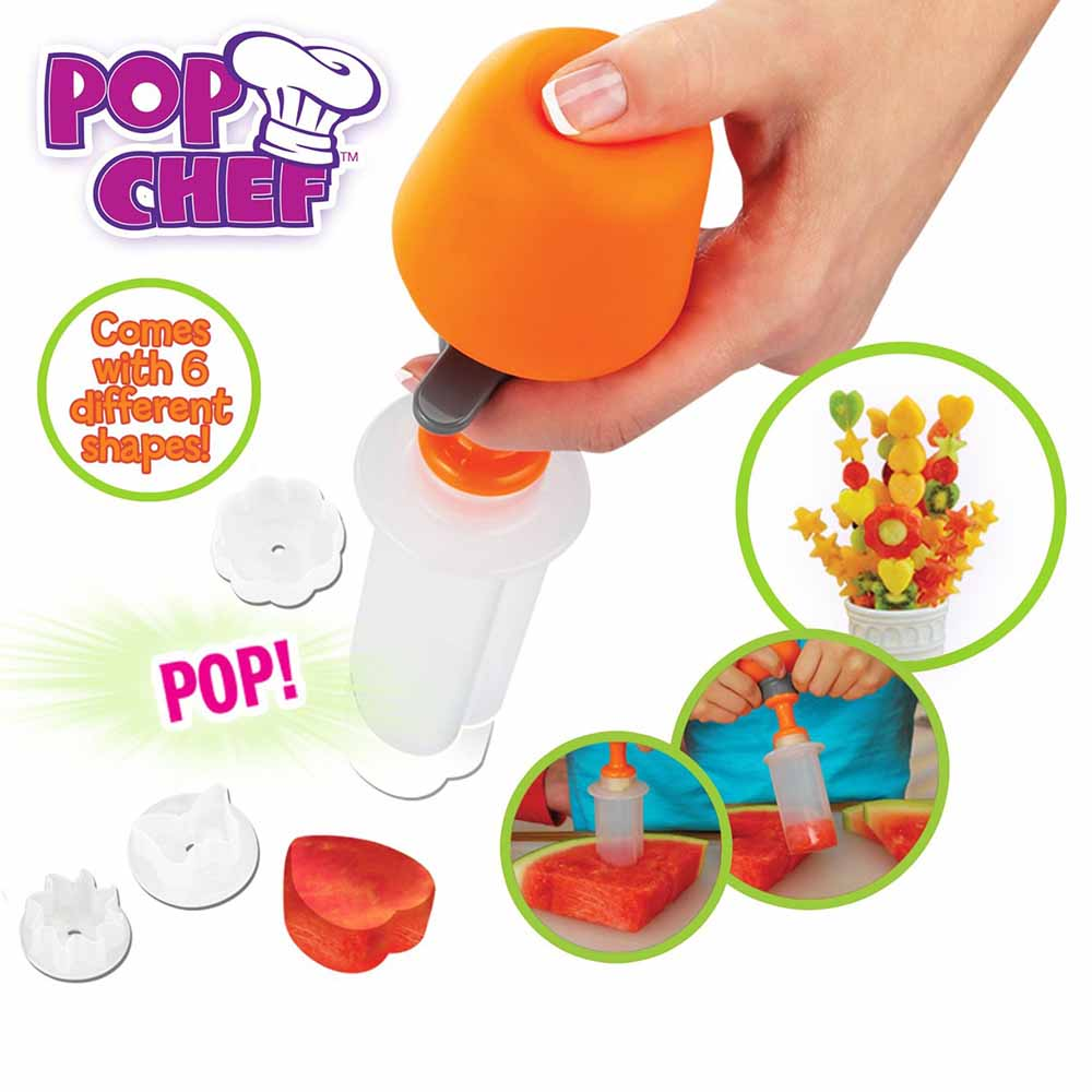 Exclusive Gifts-Pop Chef
