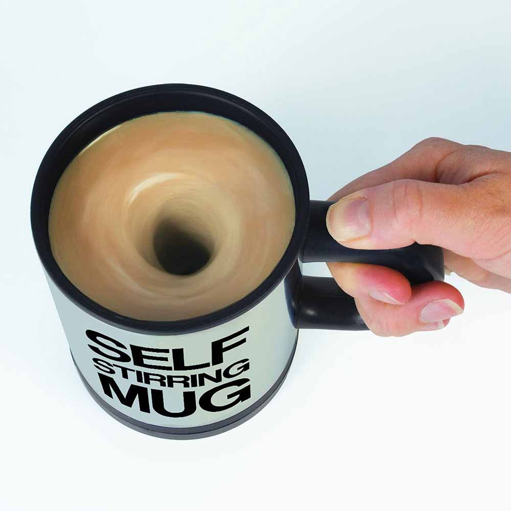 Exclusive Gifts-Self Stir Mug