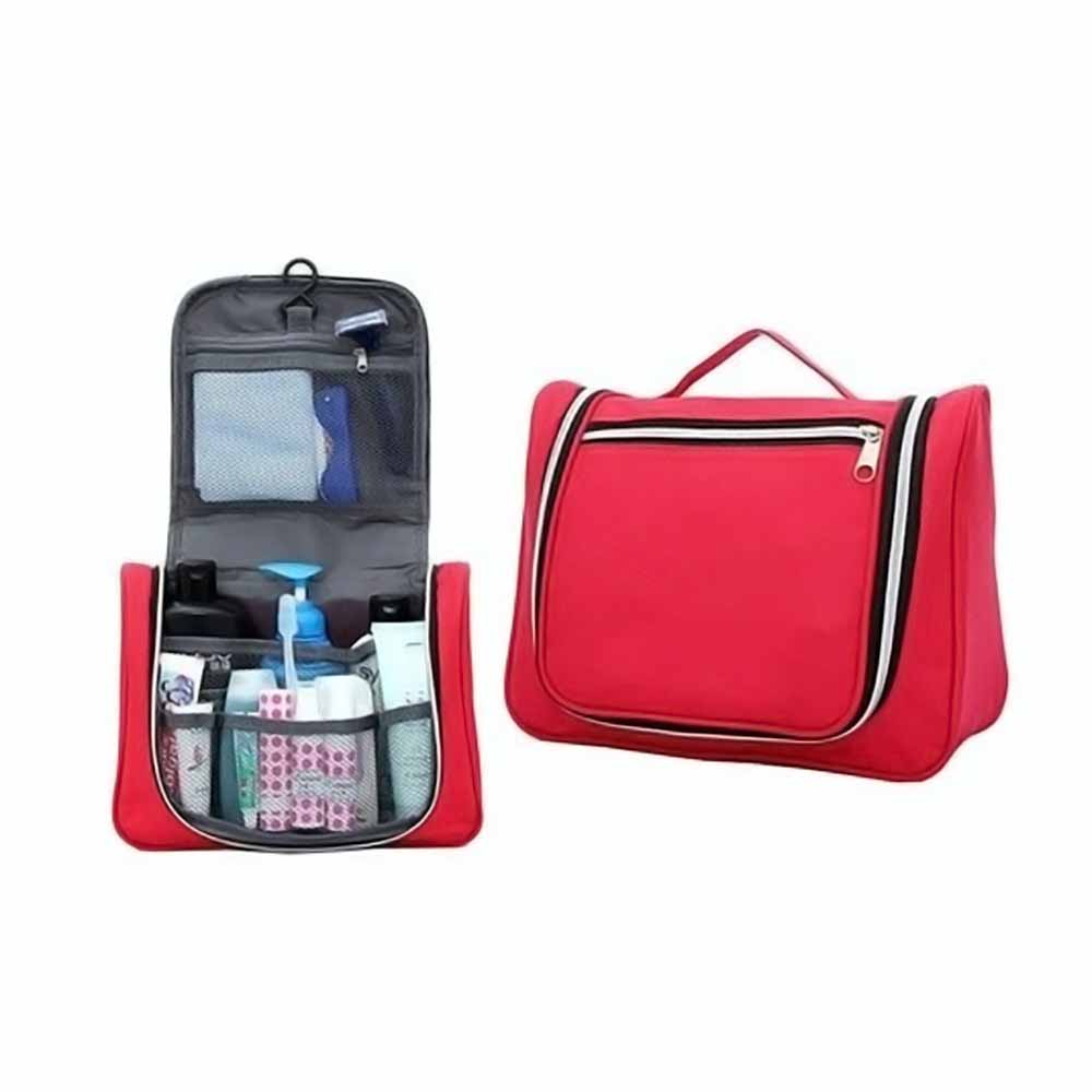 Travel Toiletry Bag with Handle